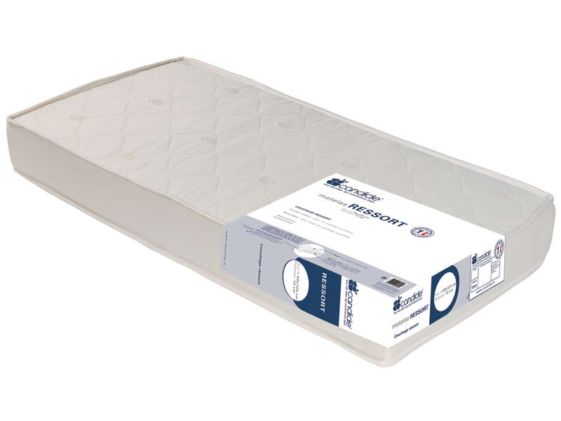matelas ressorts 60x120 cm candide archives le fait main. Black Bedroom Furniture Sets. Home Design Ideas