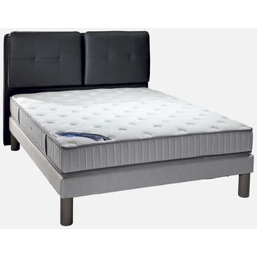 matelas ressorts 160x200 cm simmons lotus vente de. Black Bedroom Furniture Sets. Home Design Ideas