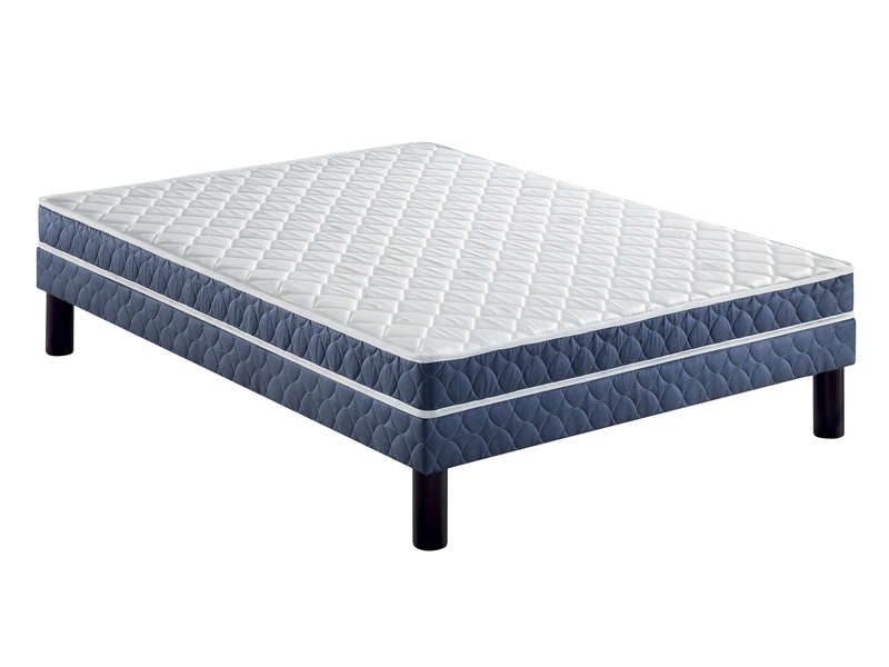 matelas mousse 140x190 cm merinos pop vente de matelas 2 personnes conforama. Black Bedroom Furniture Sets. Home Design Ideas