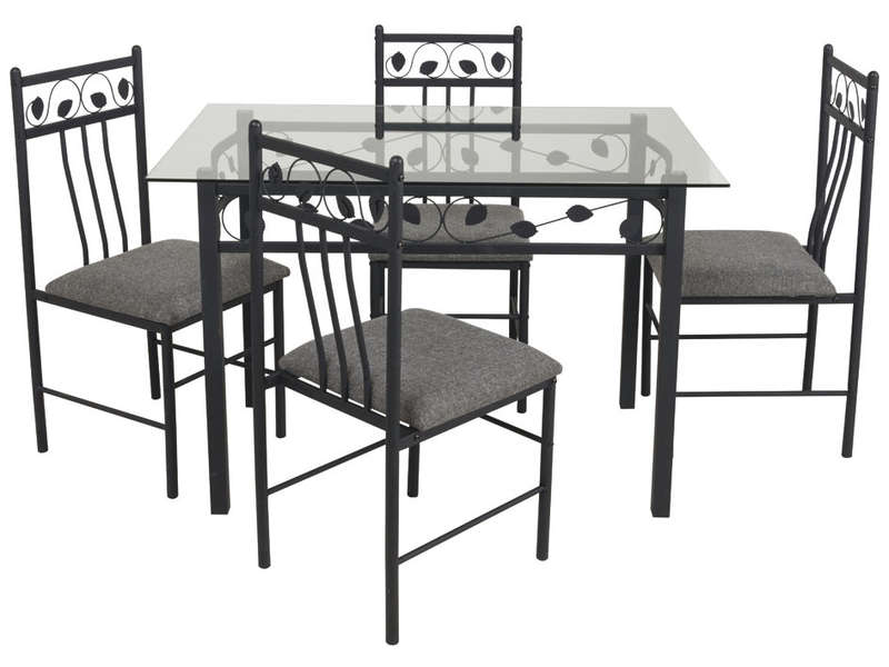 Cuisine gain de place id es de d coration et de mobilier for Table chaise gain de place
