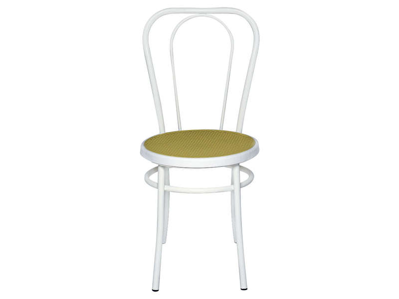 Chaise BISTRO Coloris Blanc