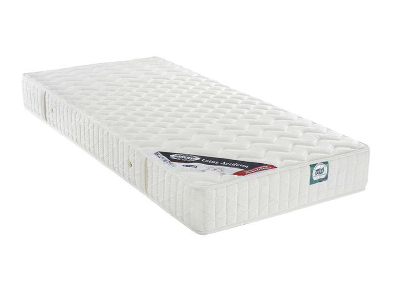 matelas simmons lotus 180x200 literie matelas 2 personnes matelas ressorts 180x200 cm simmons. Black Bedroom Furniture Sets. Home Design Ideas