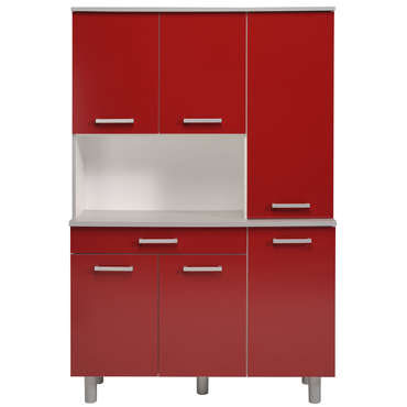 buffet 120 cm cerise vente de buffet de cuisine conforama. Black Bedroom Furniture Sets. Home Design Ideas