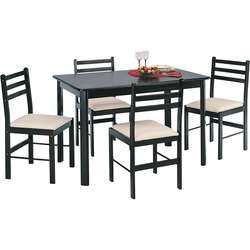 offrez vous un ensemble table et chaises parfait pour. Black Bedroom Furniture Sets. Home Design Ideas