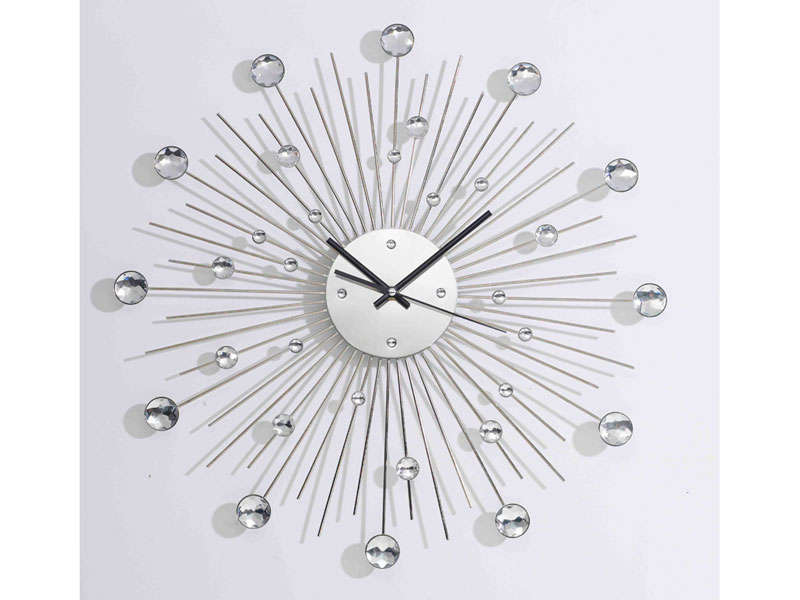horloge 50 cm diamant vente de horloge conforama. Black Bedroom Furniture Sets. Home Design Ideas