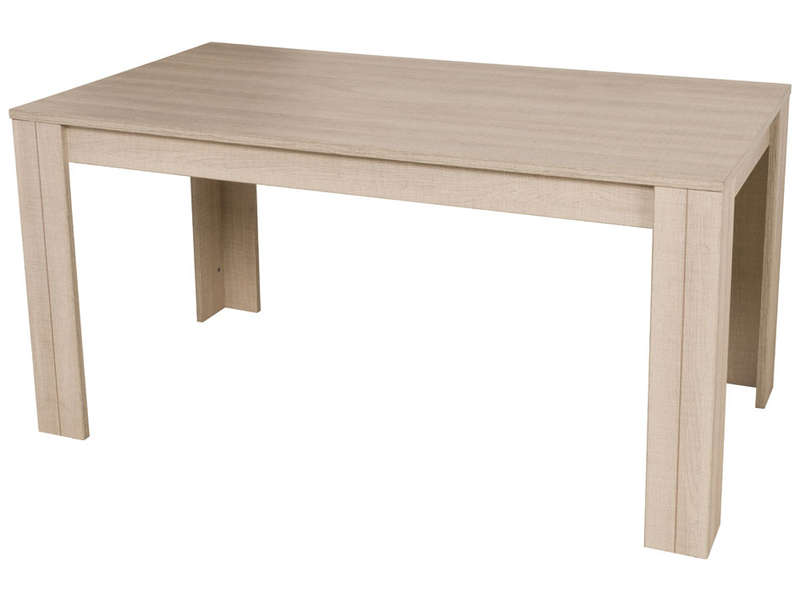 Conforama table basse rubis acacia table de cuisine chez for Conforama table de cuisine