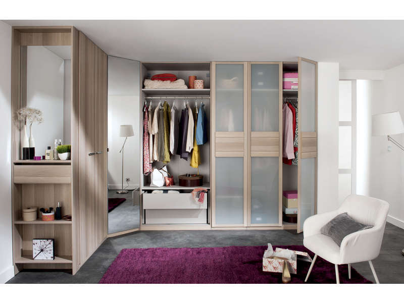 caisse 50 cm no limit coloris ch ne vente de armoire conforama. Black Bedroom Furniture Sets. Home Design Ideas