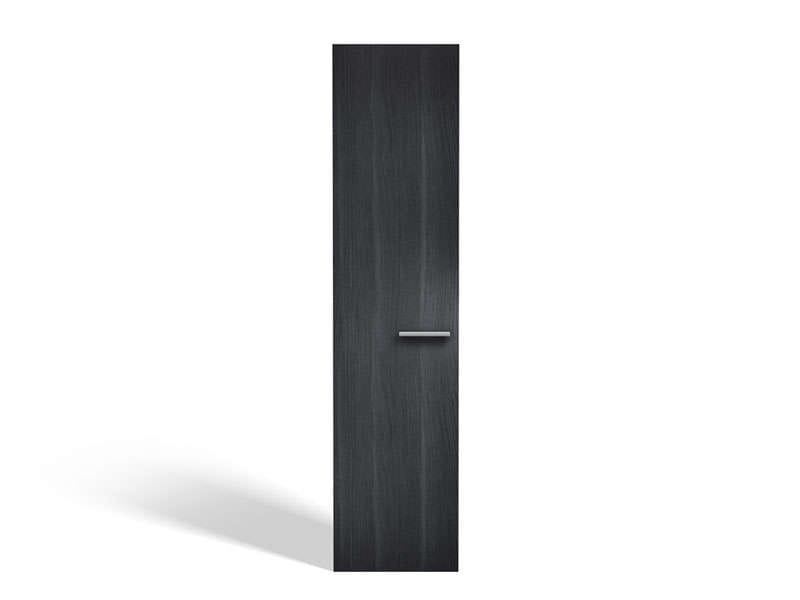 Porte 50 cm no limit coloris fr ne vente de armoire conforama for Porte placard 50 cm