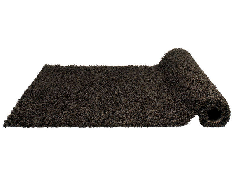 tapis 133x180 cm shaggy choco vente de tapis moyenne et grande taille conforama. Black Bedroom Furniture Sets. Home Design Ideas