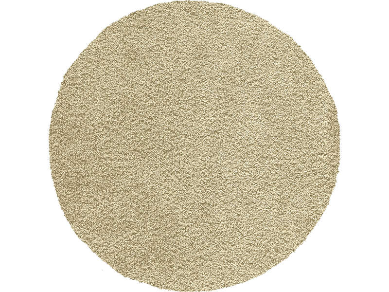 tapis rond cm shaggy coloris beige chez conforama. Black Bedroom Furniture Sets. Home Design Ideas