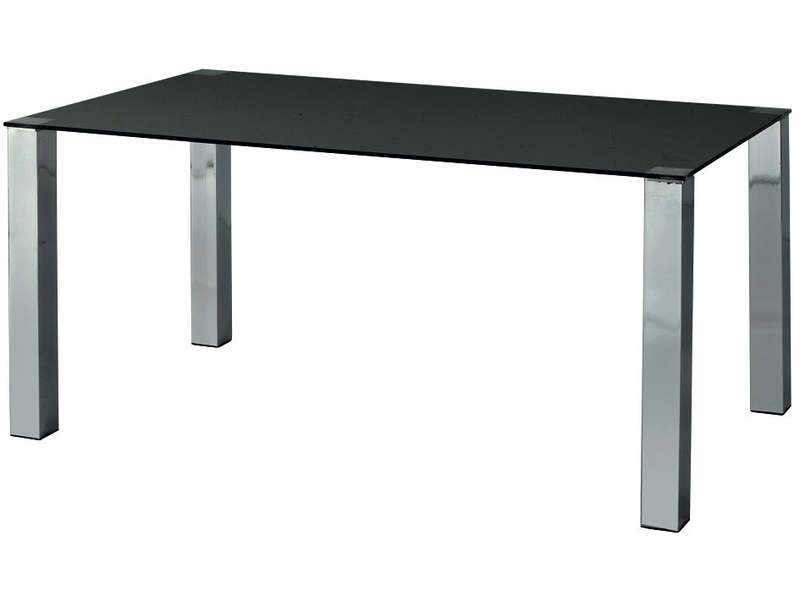 Table conforama verre table de lit - Table de salon conforama en verre ...
