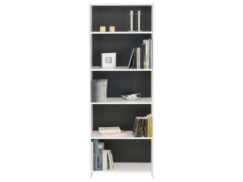 biblioth que et vitrine pas cher promo et soldes la deco. Black Bedroom Furniture Sets. Home Design Ideas