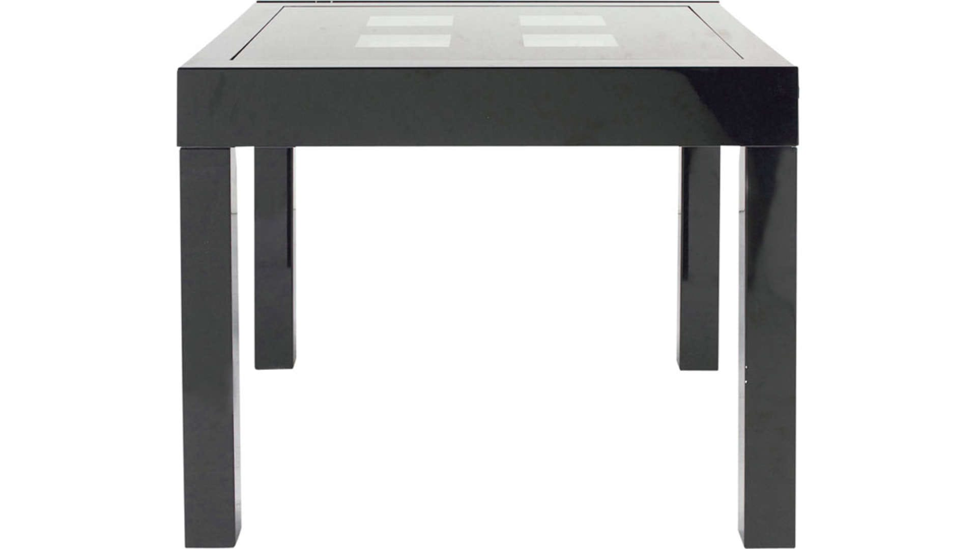 Conforama table a manger extensible table de lit for Table salle a manger pliante conforama