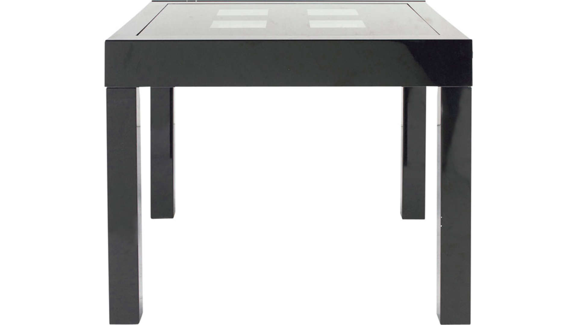 Conforama table a manger extensible table de lit for Table salle a manger extensible conforama