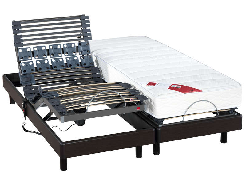 matelas latex 2x80x200 cm epeda soiree promodispo. Black Bedroom Furniture Sets. Home Design Ideas