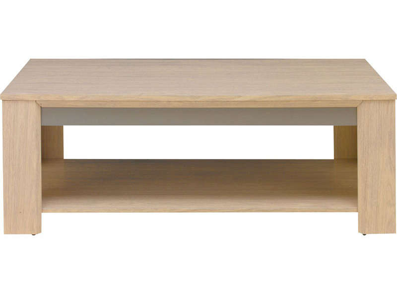 Table basse acacia conforama table de lit for Chemin de table conforama