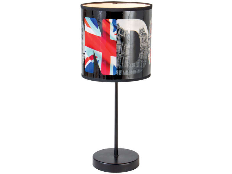 Decoration london conforama id es de d coration et de for Lampe de chevet london