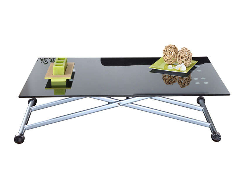 Table basse transformable images - Table basse modulable conforama ...