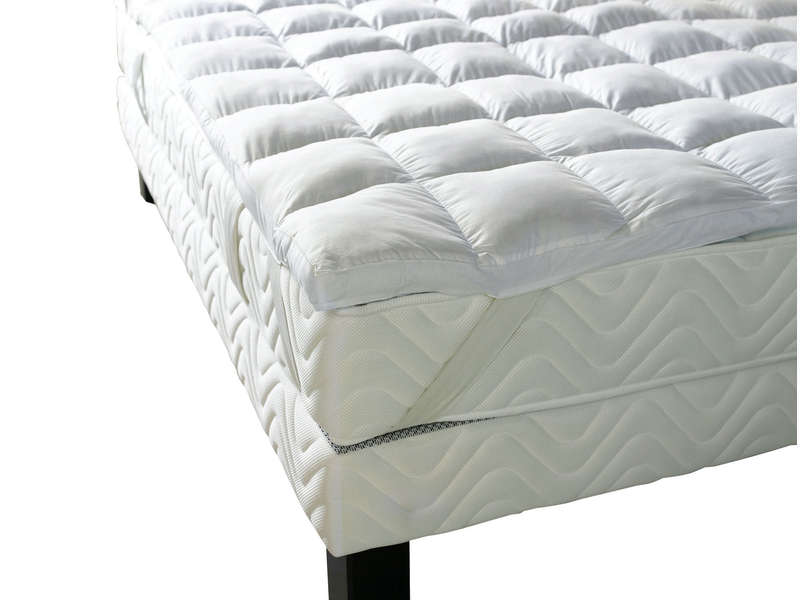 surmatelas 90x190 cm bultex confort vente de sur matelas conforama. Black Bedroom Furniture Sets. Home Design Ideas