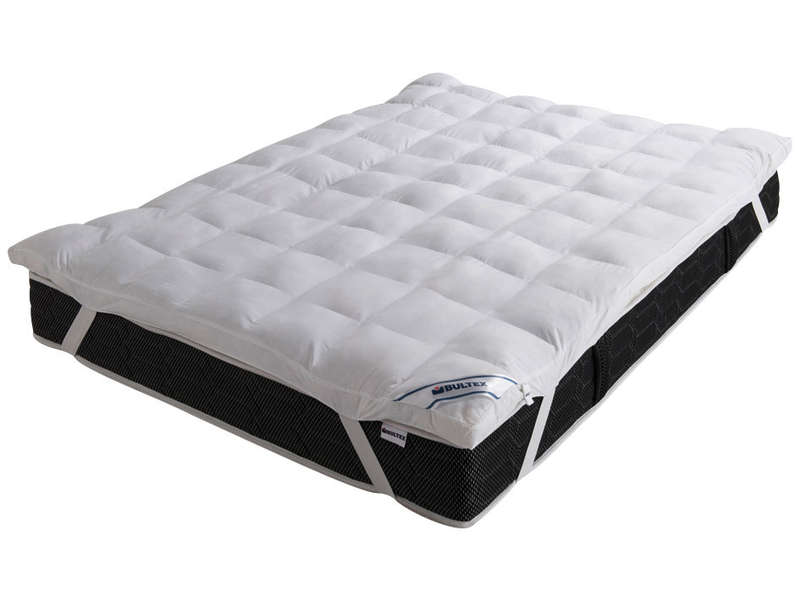 surmatelas 140x190 cm bultex confort vente de sur matelas conforama. Black Bedroom Furniture Sets. Home Design Ideas