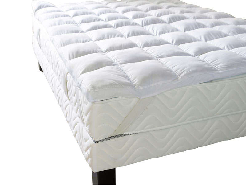 surmatelas 140x200 cm bultex confort vente de sur matelas conforama. Black Bedroom Furniture Sets. Home Design Ideas