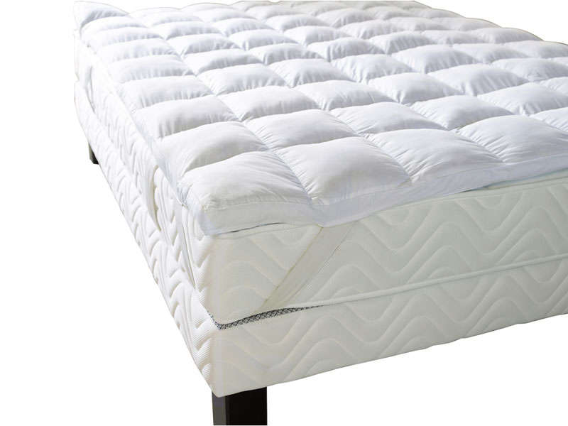 surmatelas 200x200 cm bultex confort vente de sur matelas conforama. Black Bedroom Furniture Sets. Home Design Ideas