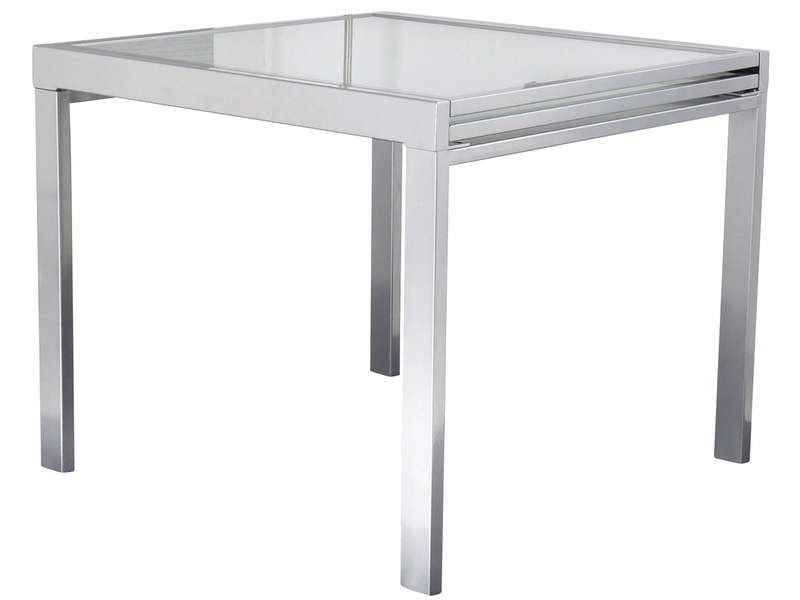 Table conforama extensible table de lit for Table cuisine rabattable conforama