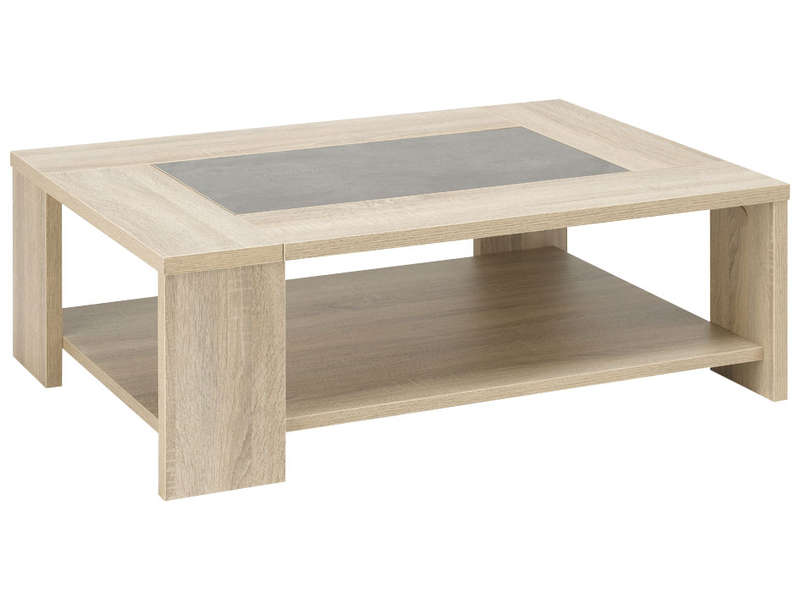 Table basse fumay vente de table basse conforama - Table basse de couleur ...