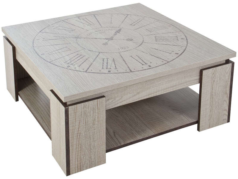 Table basse - Petite table basse carree ...