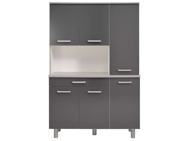 Buffet basalte vente de buffet de cuisine conforama for Meuble buffet cuisine