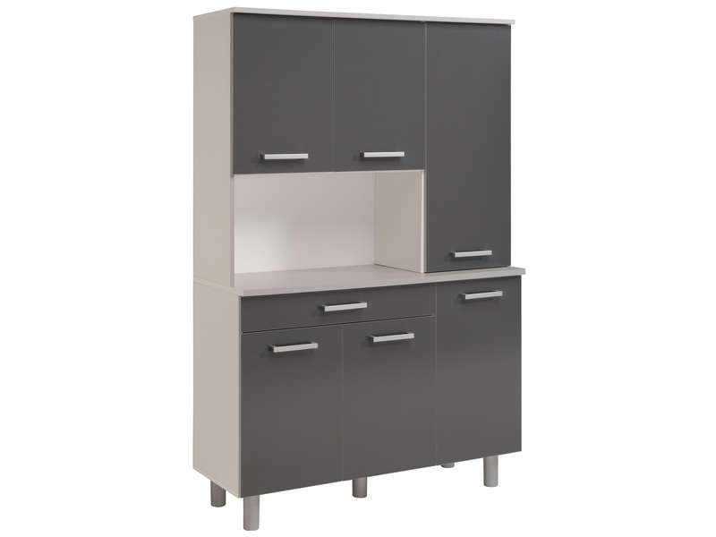 Buffet basalte vente de buffet de cuisine conforama for Cuisine you
