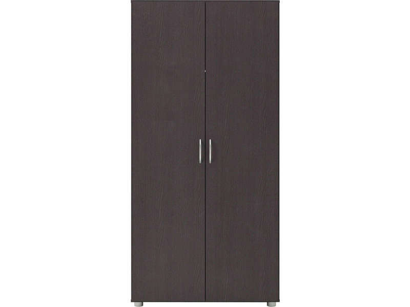 armoire 2 portes zippie 2 vente de armoire conforama. Black Bedroom Furniture Sets. Home Design Ideas