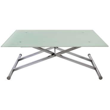 Table Basse Carree Plateau Pivotant Blanche Table Basse Destock Meubles Meubles Maison Loisirs Ventes Pas Cher Com