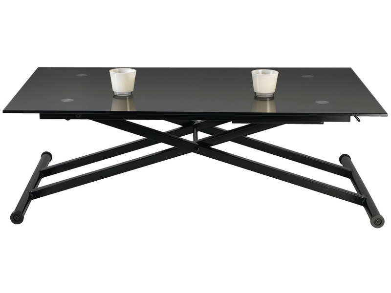 Table basse escamotable stand up vente de table basse for Table qui se deplie