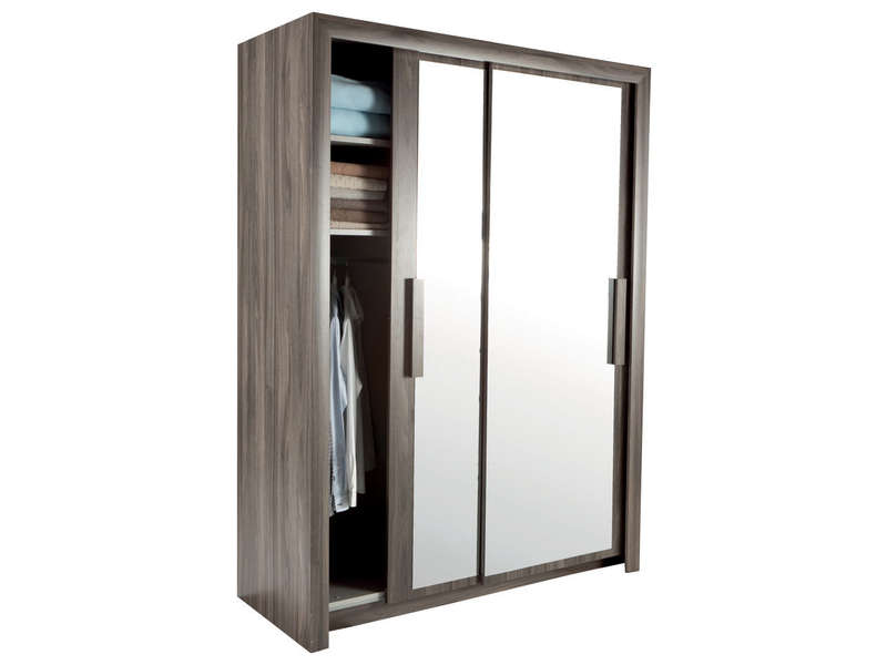 Armoire 4 portes conforama for Armoire conforama