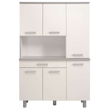 Buffet OPALE coloris blanc