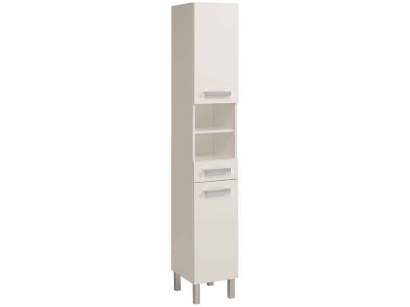 colonne 30 cm syane vente de armoire colonne tag re. Black Bedroom Furniture Sets. Home Design Ideas