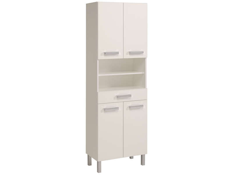 colonne 60 cm syane vente de armoire colonne tag re conforama. Black Bedroom Furniture Sets. Home Design Ideas