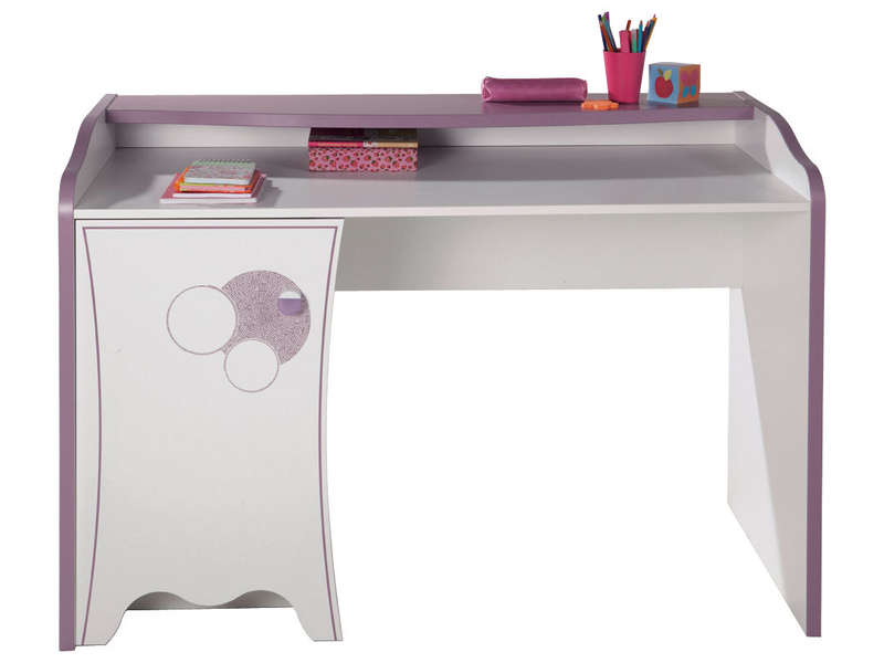 bureau 1 porte elisa vente de bureau enfant conforama. Black Bedroom Furniture Sets. Home Design Ideas