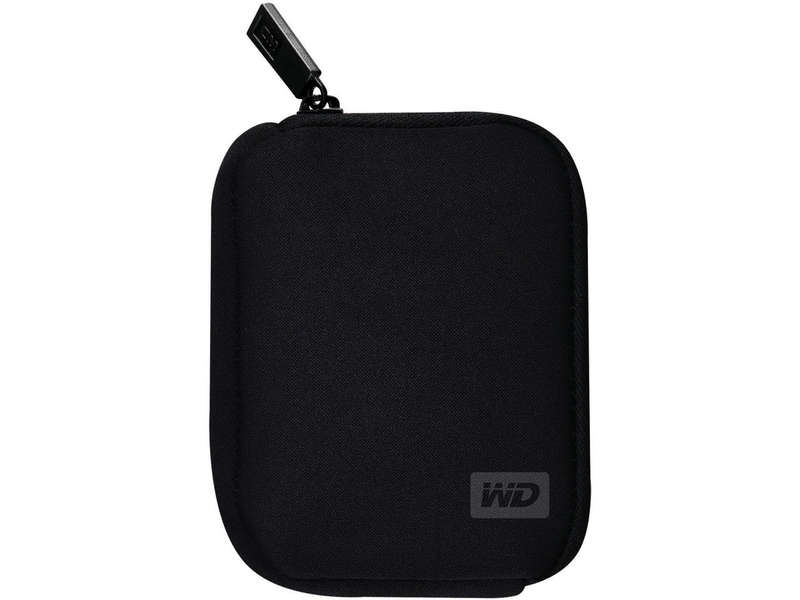 Etui disque dur WD MYPASSPORT BLACK