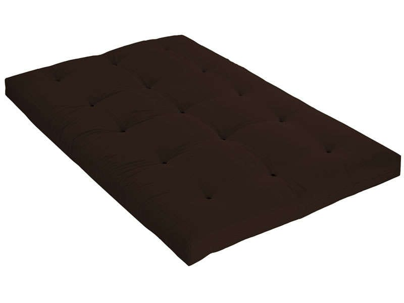 matelas futon latex 160x200 cm chocolat vente de matelas 2 personnes conforama. Black Bedroom Furniture Sets. Home Design Ideas