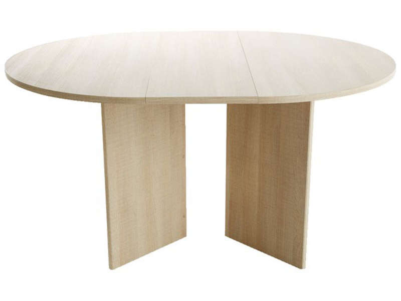 table ronde avec rallonge but cheap table cuisine avec rallonge avignon but inoui table ronde. Black Bedroom Furniture Sets. Home Design Ideas