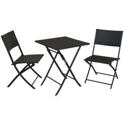 Ensemble table + 2 chaises