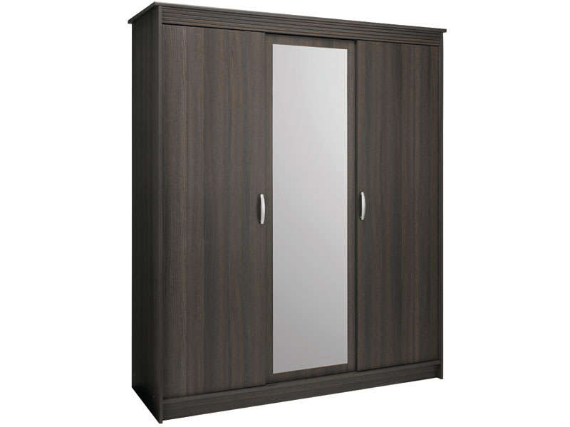 armoire 3 portes harmonie coloris ch ne vulcano vente de. Black Bedroom Furniture Sets. Home Design Ideas