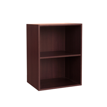 Biblioth que 2 cases cubico 2 coloris weng vente de biblioth que conforama - Bibliotheque 6 cases ...