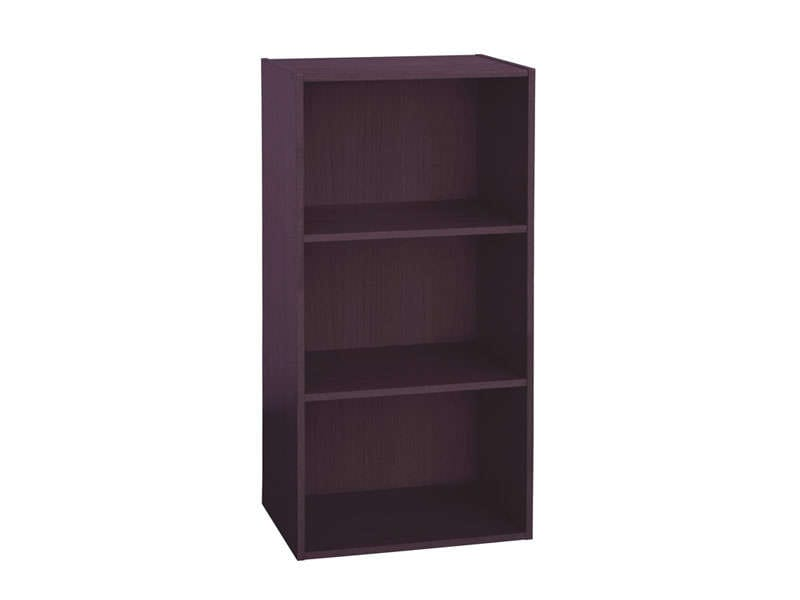 biblioth que 3 cases cubico 3 coloris weng vente de. Black Bedroom Furniture Sets. Home Design Ideas