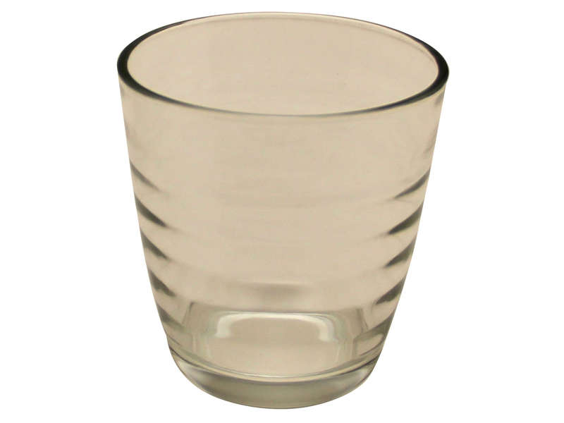 Lot de 12 verres 26 et 32 cl SOHEN coloris transparent