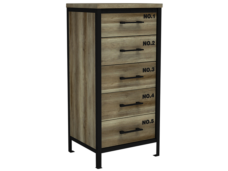 meuble chiffonnier pas cher promo et soldes la deco. Black Bedroom Furniture Sets. Home Design Ideas