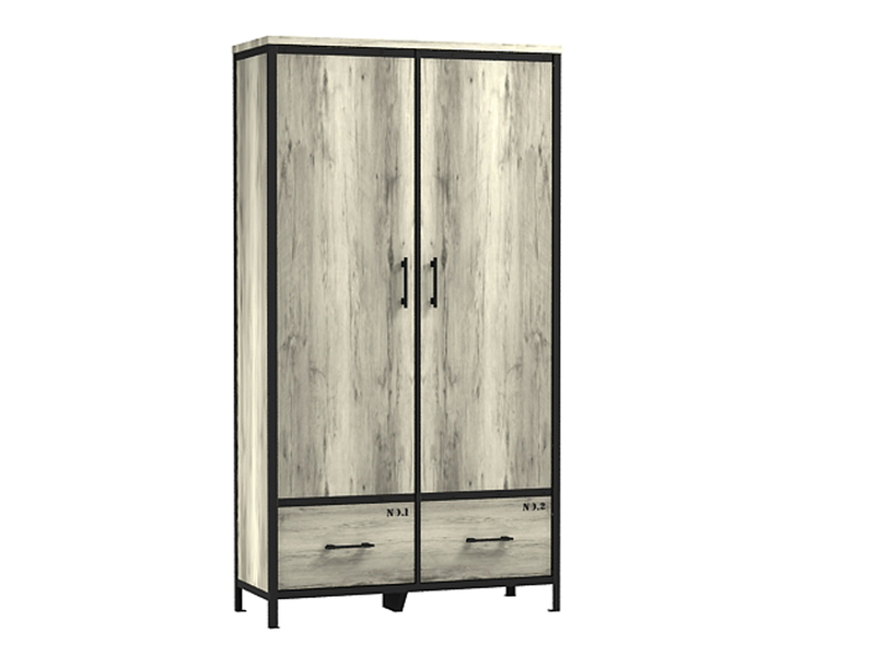 armoire en bois conforama. Black Bedroom Furniture Sets. Home Design Ideas