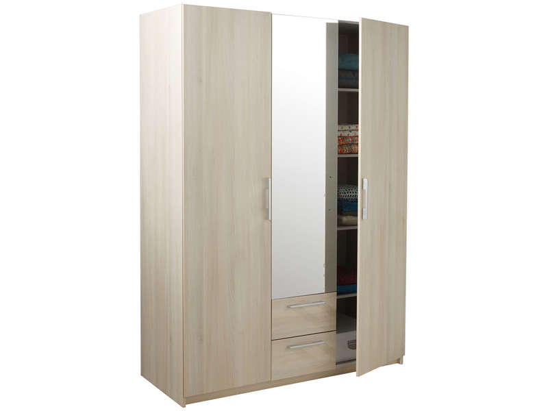 armoire de toilette miroir conforama beautiful armoire de toilette blocmiroir siena largeur cm. Black Bedroom Furniture Sets. Home Design Ideas